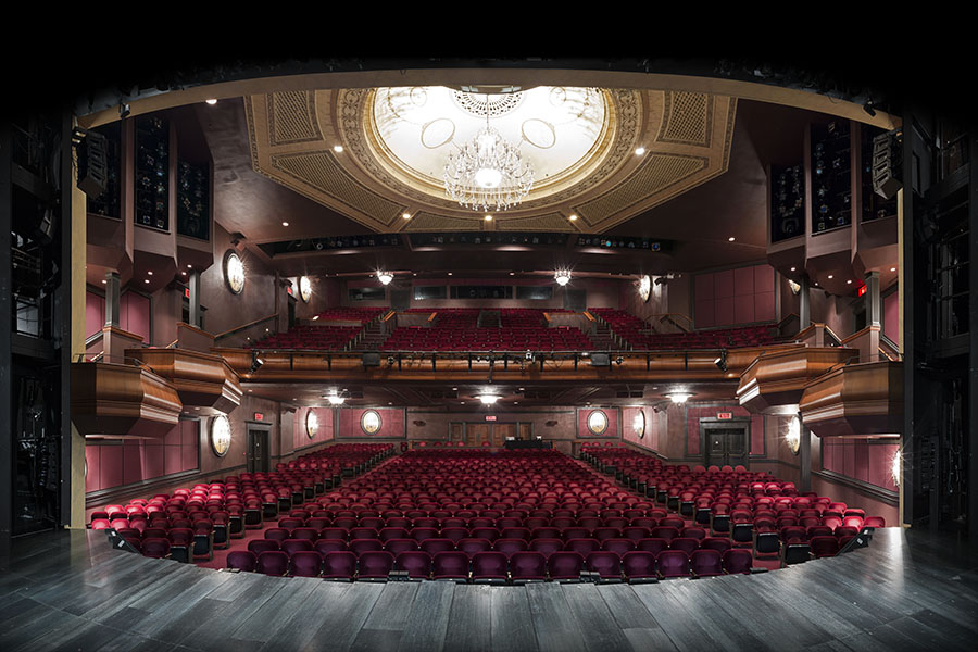 Avon Theatre Stratford Festival - Hubert Ye Hua