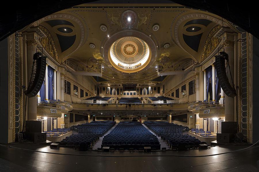 Ed Mirvish Theatre Hubert Ye hua